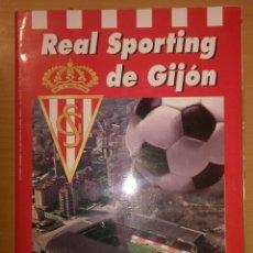 Álbum de fútbol completo: ÁLBUM REAL SPORTING GIJÓN COMPLETO (CON 10 FOTOCOPIAS COLOR) DE LOS 360 CROMOS. CROMOSOL LIGA 1995. Lote 190525435