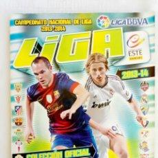 Álbum de fútbol completo: ALBUM PANINI. - LIGA 2013-14 - #. Lote 190534331