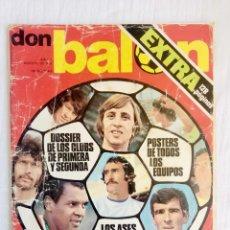Álbum de fútbol completo: DON BALÓN. - EXTRA LIGA 76/77 - #. Lote 190539977
