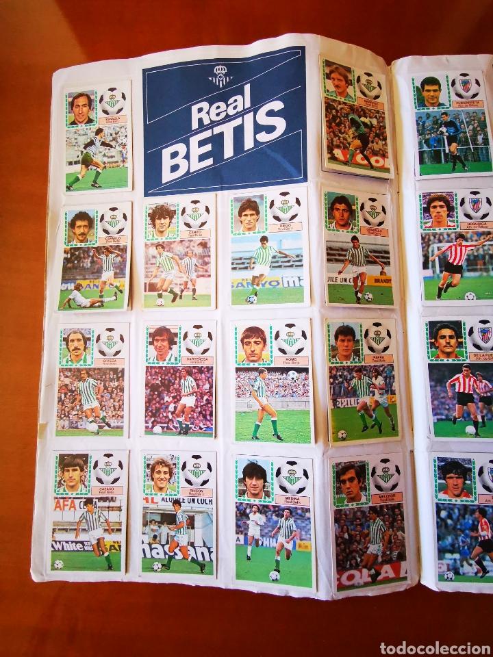 Álbum de fútbol completo: Album 1983/84 83/84. completo con 83 dobles leer descripción - Foto 3 - 190795445