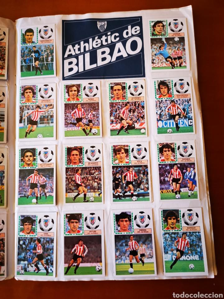 Álbum de fútbol completo: Album 1983/84 83/84. completo con 83 dobles leer descripción - Foto 4 - 190795445