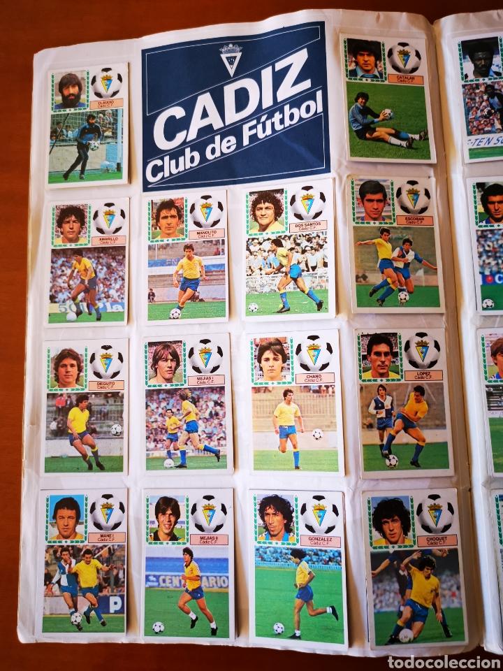 Álbum de fútbol completo: Album 1983/84 83/84. completo con 83 dobles leer descripción - Foto 5 - 190795445