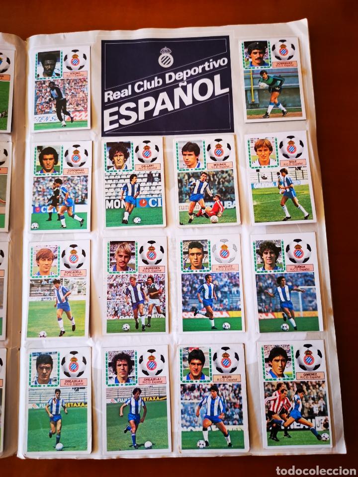 Álbum de fútbol completo: Album 1983/84 83/84. completo con 83 dobles leer descripción - Foto 6 - 190795445