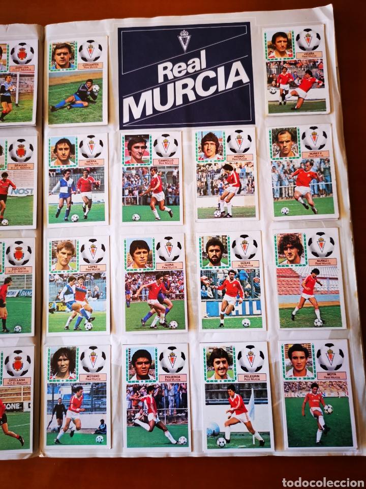 Álbum de fútbol completo: Album 1983/84 83/84. completo con 83 dobles leer descripción - Foto 12 - 190795445