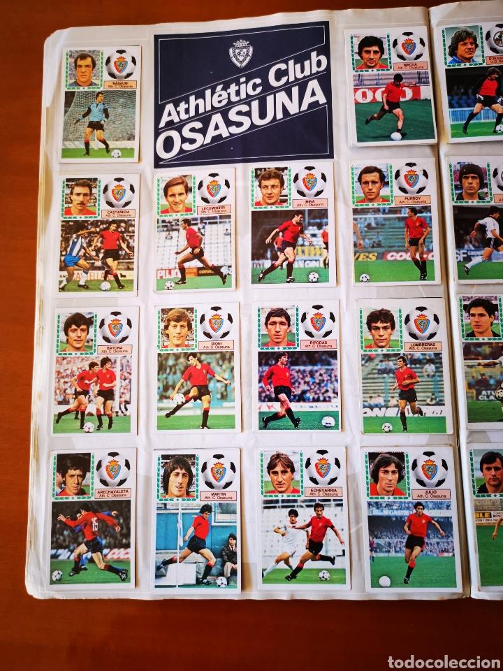 Álbum de fútbol completo: Album 1983/84 83/84. completo con 83 dobles leer descripción - Foto 15 - 190795445