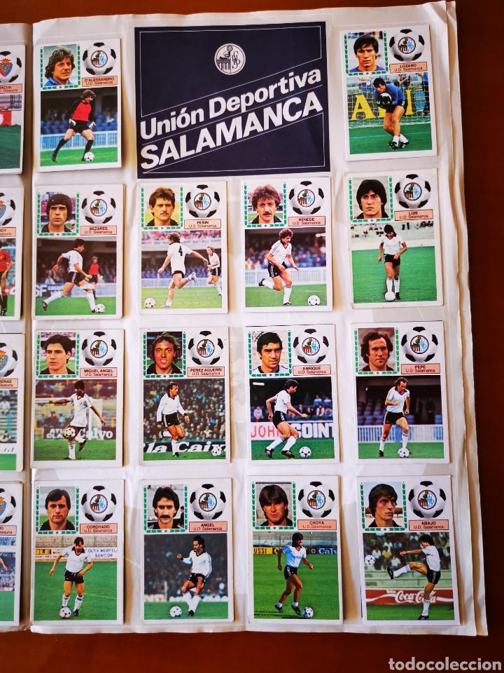 Álbum de fútbol completo: Album 1983/84 83/84. completo con 83 dobles leer descripción - Foto 16 - 190795445