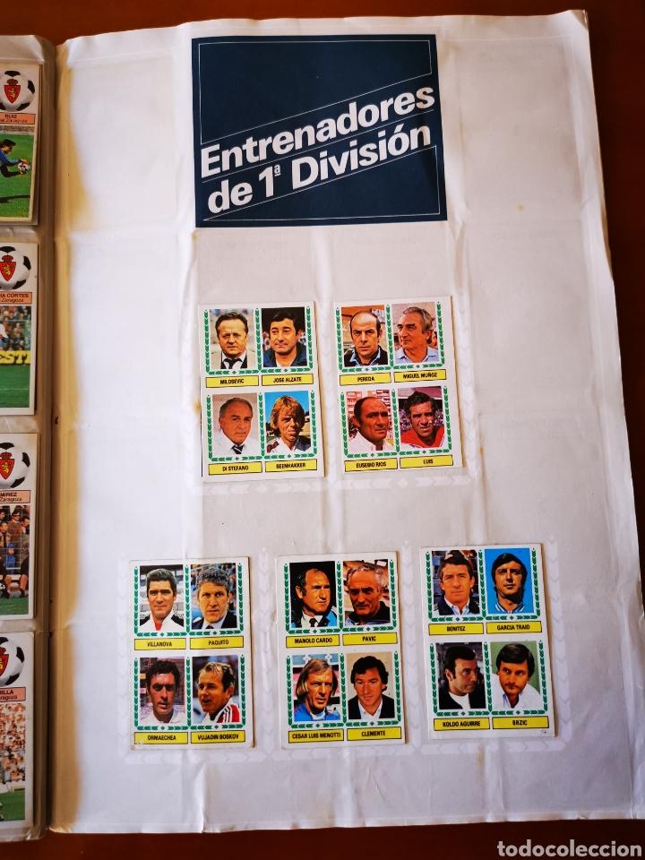 Álbum de fútbol completo: Album 1983/84 83/84. completo con 83 dobles leer descripción - Foto 22 - 190795445