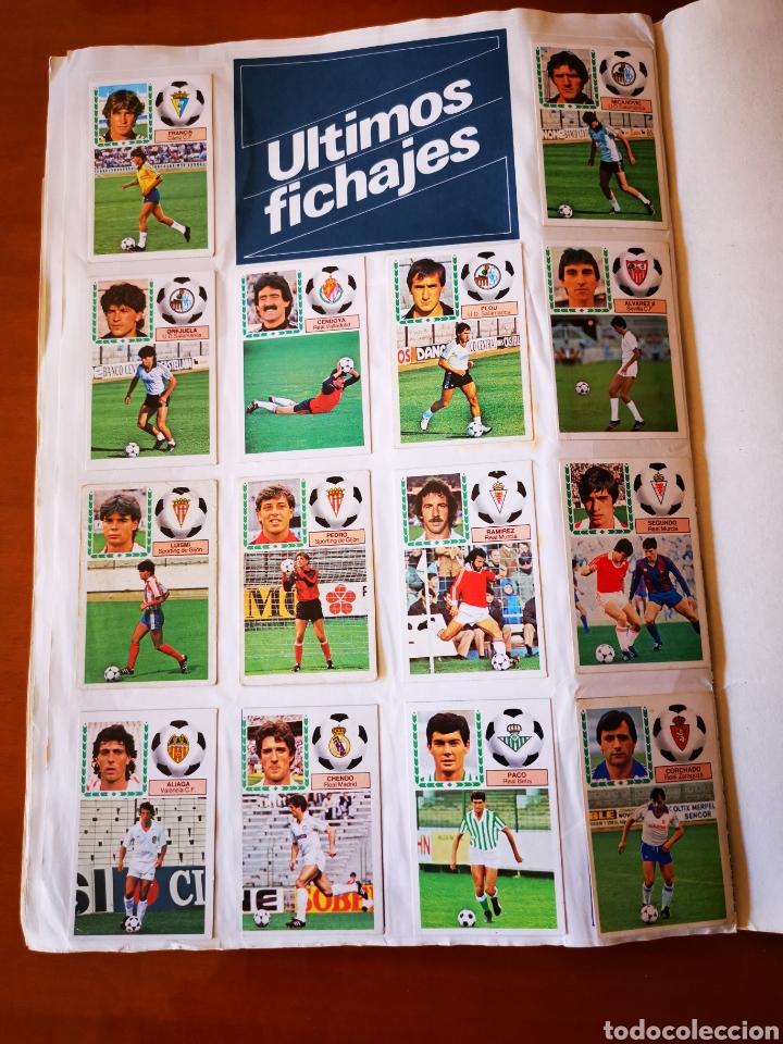 Álbum de fútbol completo: Album 1983/84 83/84. completo con 83 dobles leer descripción - Foto 25 - 190795445