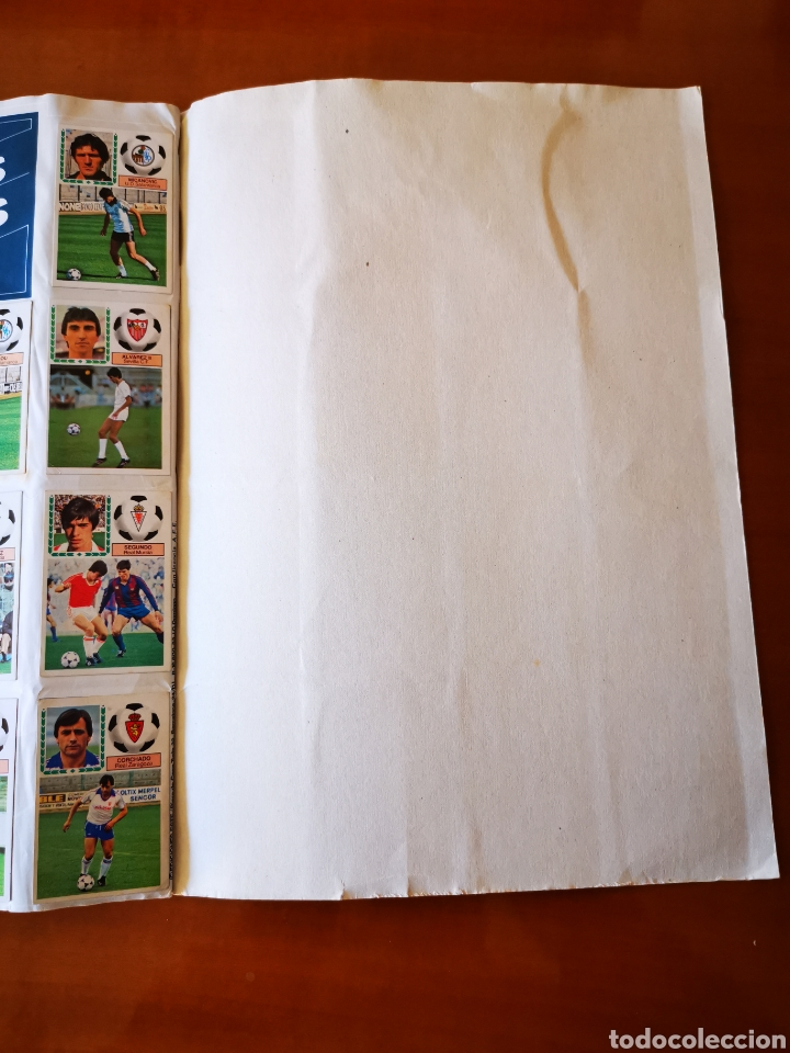 Álbum de fútbol completo: Album 1983/84 83/84. completo con 83 dobles leer descripción - Foto 26 - 190795445