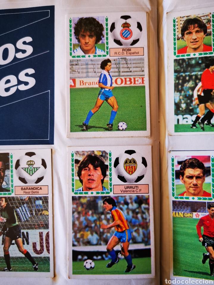 Álbum de fútbol completo: Album 1983/84 83/84. completo con 83 dobles leer descripción - Foto 27 - 190795445