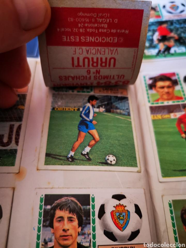 Álbum de fútbol completo: Album 1983/84 83/84. completo con 83 dobles leer descripción - Foto 29 - 190795445