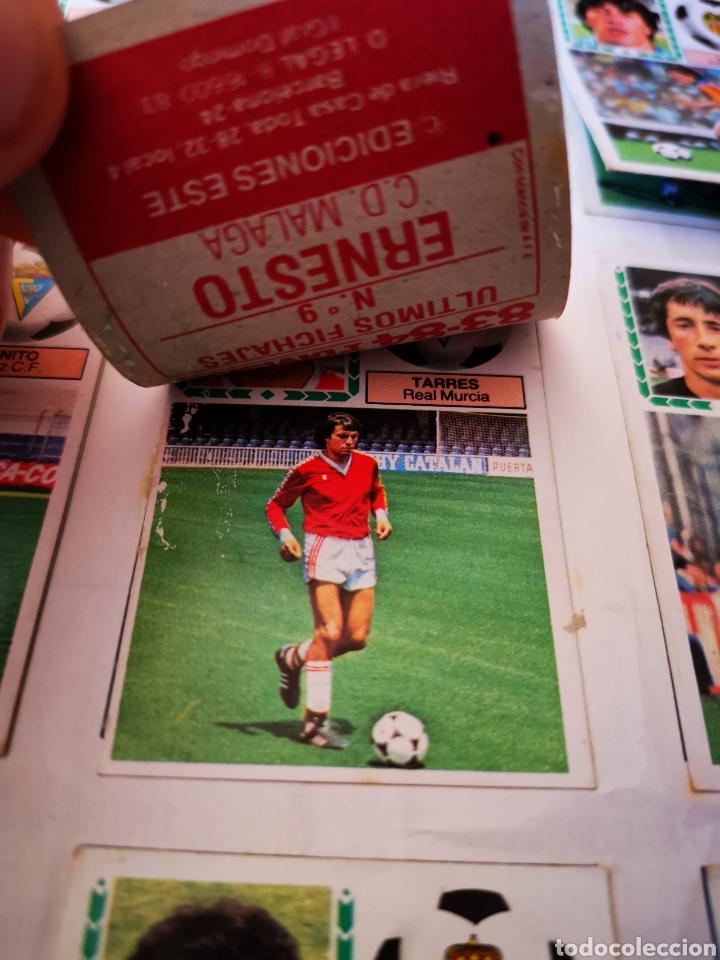 Álbum de fútbol completo: Album 1983/84 83/84. completo con 83 dobles leer descripción - Foto 31 - 190795445