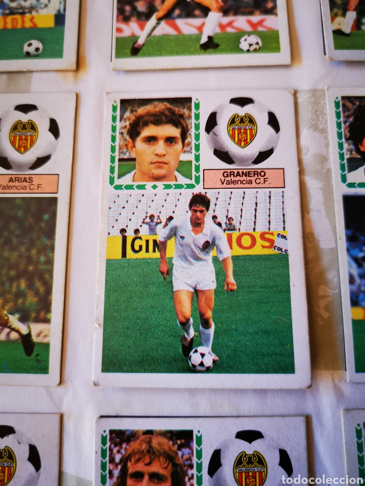 Álbum de fútbol completo: Album 1983/84 83/84. completo con 83 dobles leer descripción - Foto 34 - 190795445