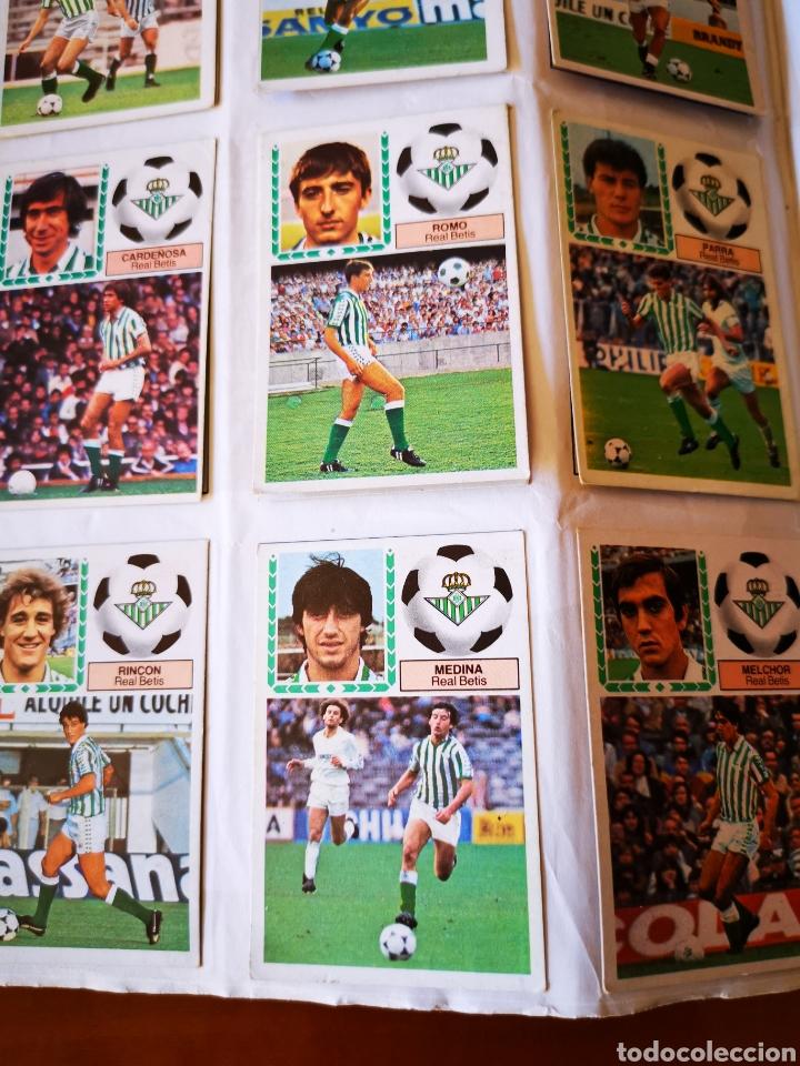 Álbum de fútbol completo: Album 1983/84 83/84. completo con 83 dobles leer descripción - Foto 38 - 190795445