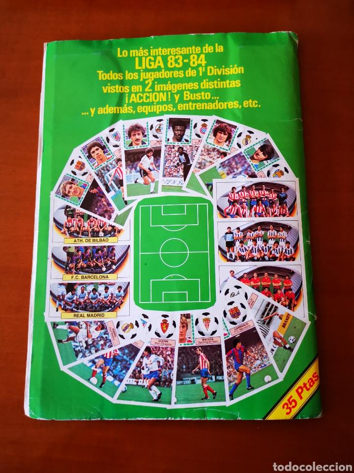 Álbum de fútbol completo: Album 1983/84 83/84. completo con 83 dobles leer descripción - Foto 41 - 190795445