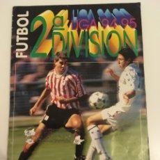 Álbum de fútbol completo: LIGA ESTE 94/95 1994/1995 SEGUNDA DIVISIÓN. Lote 191300168