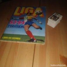 Álbum de fútbol completo: COLECCIÓN COMPLETA 83/84 ED ESTE (-1). Lote 191382050