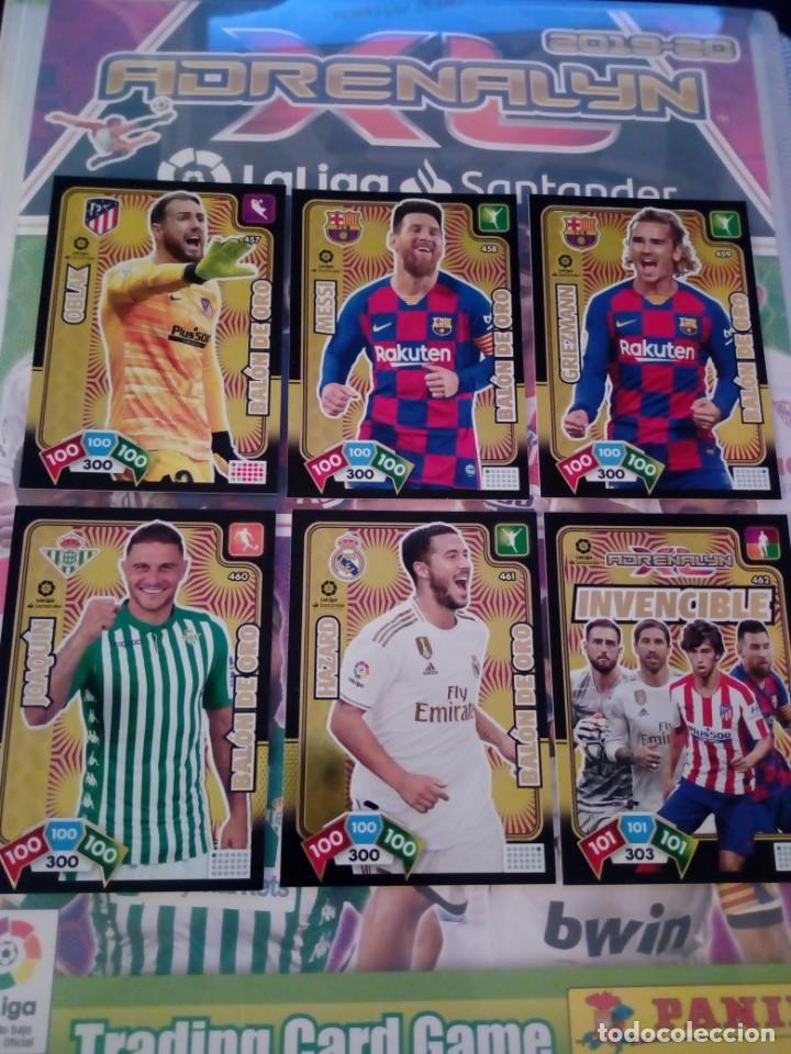 COLECCIÓN COMPLETA (1ª EDICIÓN) ADRENALYN 19 20 + 3 LIMITADAS TODO LO EDITADO (Coleccionismo Deportivo - Álbumes y Cromos de Deportes - Álbumes de Fútbol Completos)
