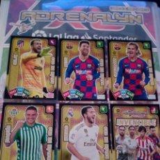Álbum de fútbol completo: COLECCIÓN COMPLETA (1ª EDICIÓN) ADRENALYN 19 20 + 3 LIMITADAS TODO LO EDITADO. Lote 191400957