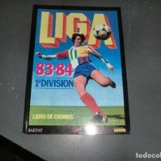 Álbum de fútbol completo: ALBUM DE LIGA 1983.84 DE ESTE,FASCIMIL Y COMPLETO. Lote 191531517