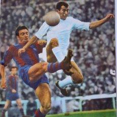 Álbum de fútbol completo: ALBUM DE CROMOS CAMPEONATO DE LIGA 1965-1966. DISGRA. COMPLETO. 256 CROMOS.. Lote 191540945