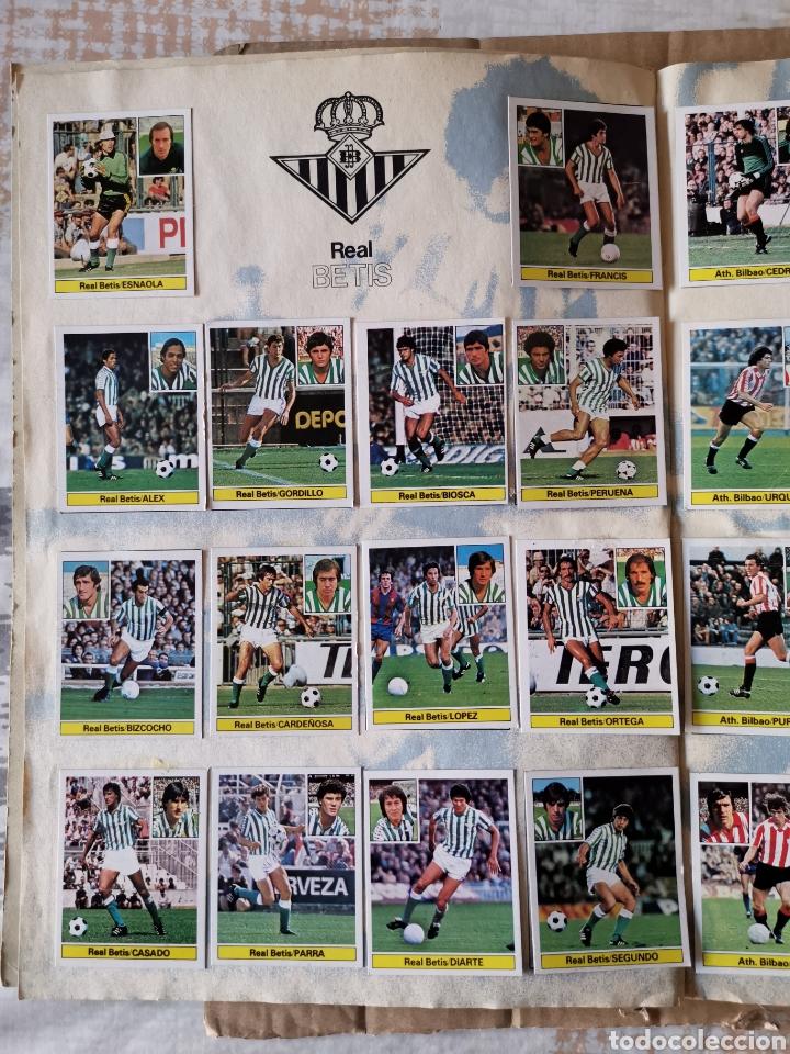Álbum de fútbol completo: Album completo 81/82 1981/82 con 396 cromos.Leer descripción. - Foto 3 - 191797202