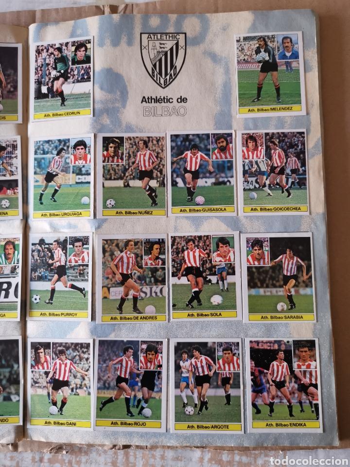 Álbum de fútbol completo: Album completo 81/82 1981/82 con 396 cromos.Leer descripción. - Foto 4 - 191797202