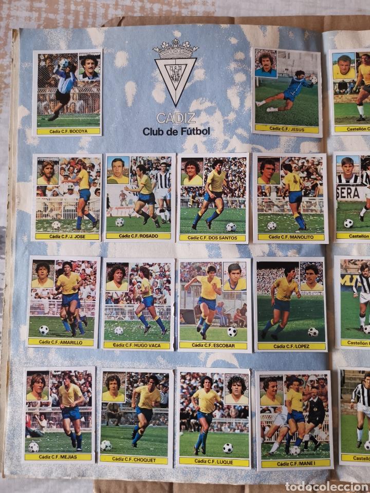 Álbum de fútbol completo: Album completo 81/82 1981/82 con 396 cromos.Leer descripción. - Foto 5 - 191797202