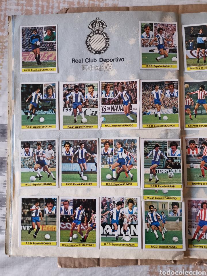Álbum de fútbol completo: Album completo 81/82 1981/82 con 396 cromos.Leer descripción. - Foto 7 - 191797202