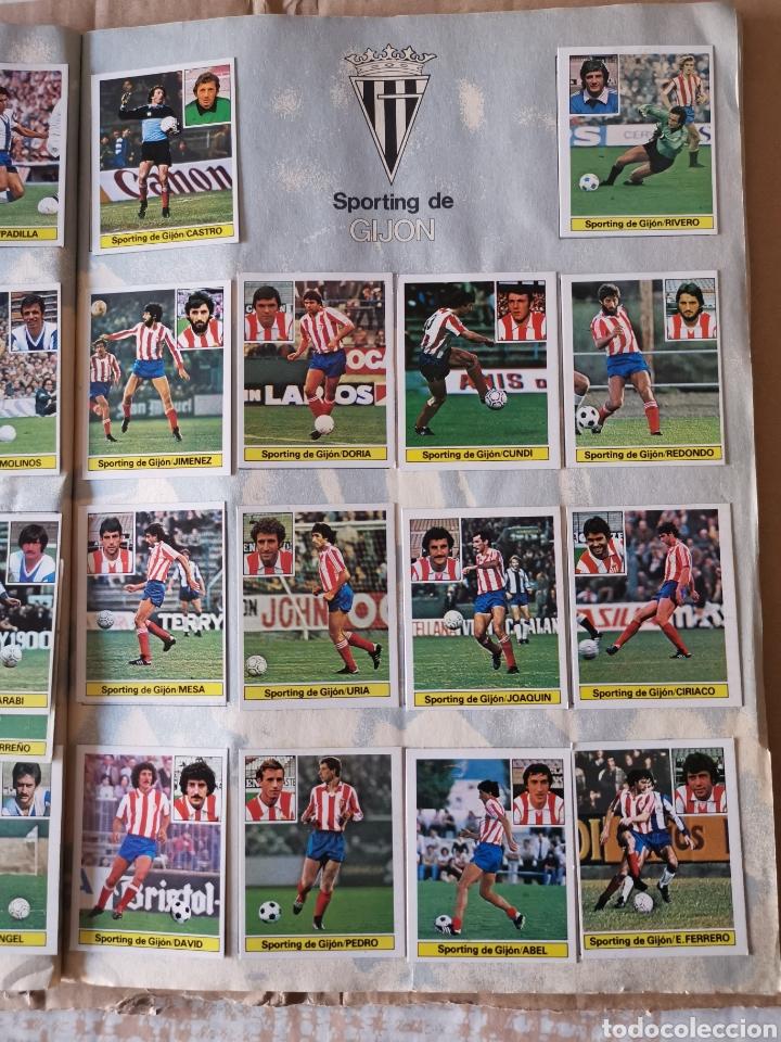 Álbum de fútbol completo: Album completo 81/82 1981/82 con 396 cromos.Leer descripción. - Foto 8 - 191797202