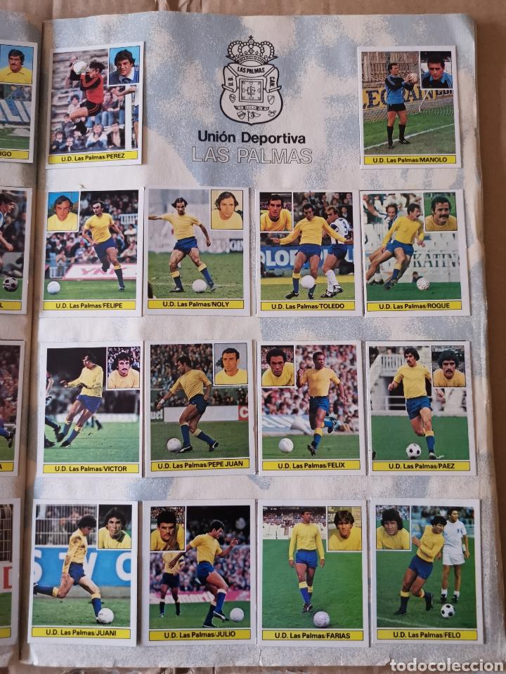 Álbum de fútbol completo: Album completo 81/82 1981/82 con 396 cromos.Leer descripción. - Foto 10 - 191797202