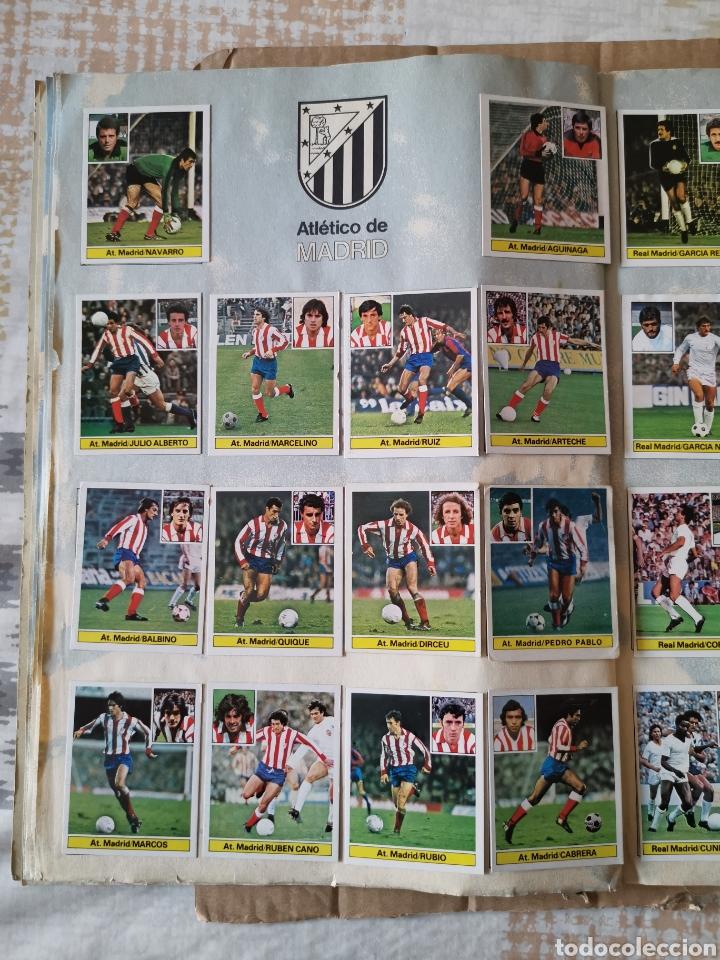 Álbum de fútbol completo: Album completo 81/82 1981/82 con 396 cromos.Leer descripción. - Foto 11 - 191797202