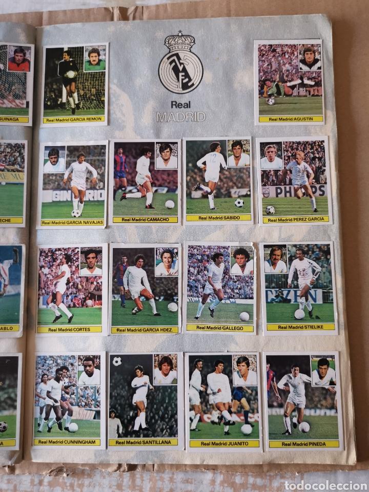 Álbum de fútbol completo: Album completo 81/82 1981/82 con 396 cromos.Leer descripción. - Foto 12 - 191797202