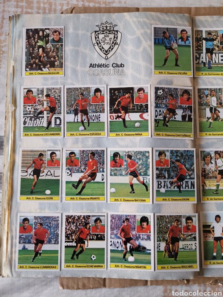 Álbum de fútbol completo: Album completo 81/82 1981/82 con 396 cromos.Leer descripción. - Foto 13 - 191797202