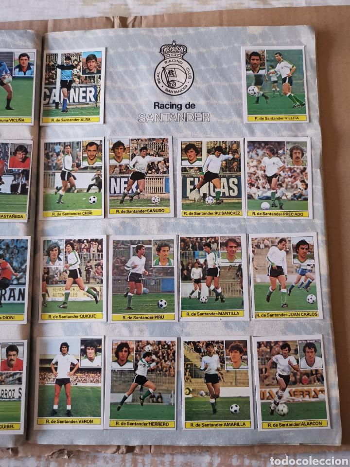 Álbum de fútbol completo: Album completo 81/82 1981/82 con 396 cromos.Leer descripción. - Foto 14 - 191797202