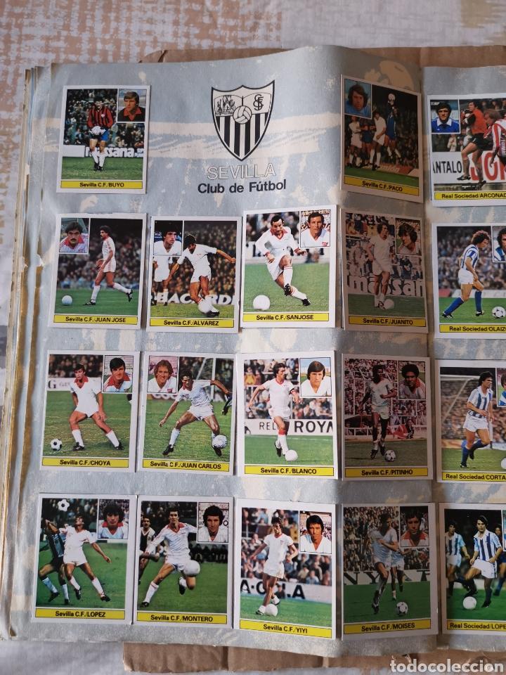 Álbum de fútbol completo: Album completo 81/82 1981/82 con 396 cromos.Leer descripción. - Foto 15 - 191797202