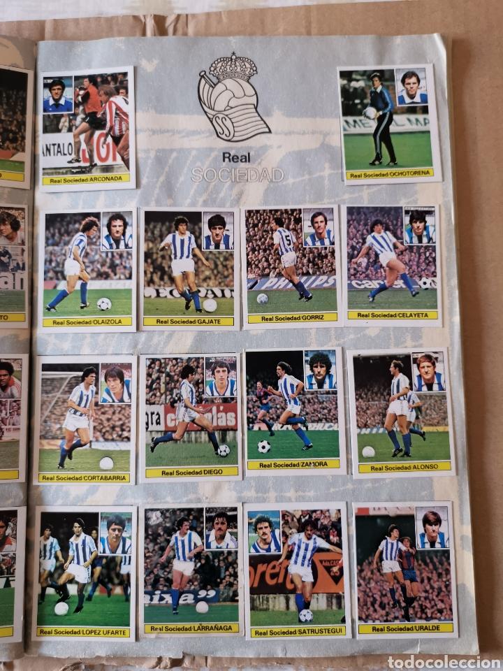 Álbum de fútbol completo: Album completo 81/82 1981/82 con 396 cromos.Leer descripción. - Foto 16 - 191797202