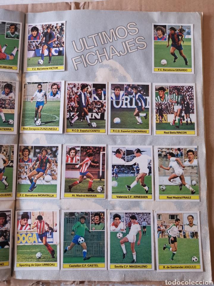Álbum de fútbol completo: Album completo 81/82 1981/82 con 396 cromos.Leer descripción. - Foto 20 - 191797202