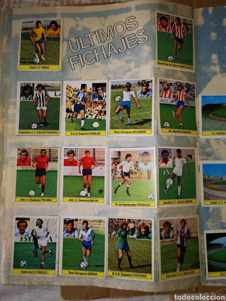Álbum de fútbol completo: Album completo 81/82 1981/82 con 396 cromos.Leer descripción. - Foto 21 - 191797202