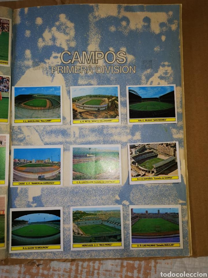 Álbum de fútbol completo: Album completo 81/82 1981/82 con 396 cromos.Leer descripción. - Foto 22 - 191797202
