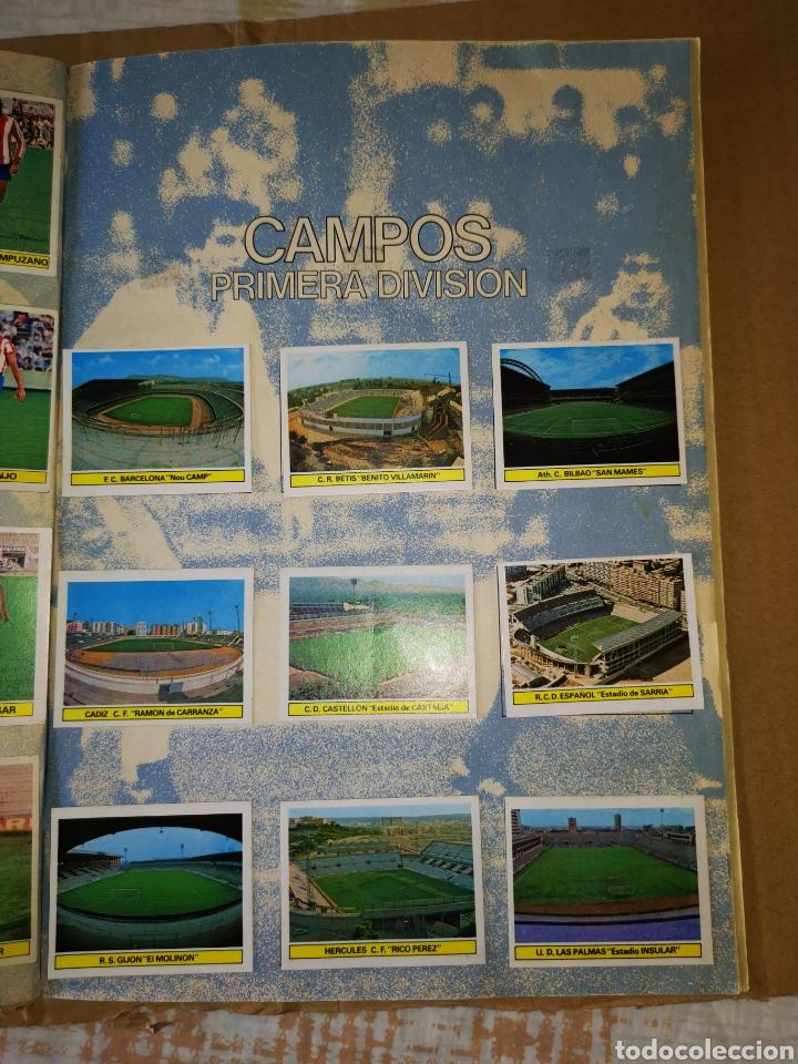 Álbum de fútbol completo: Album completo 81/82 1981/82 con 396 cromos.Leer descripción. - Foto 23 - 191797202