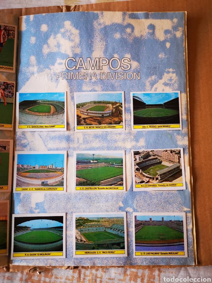Álbum de fútbol completo: Album completo 81/82 1981/82 con 396 cromos.Leer descripción. - Foto 24 - 191797202
