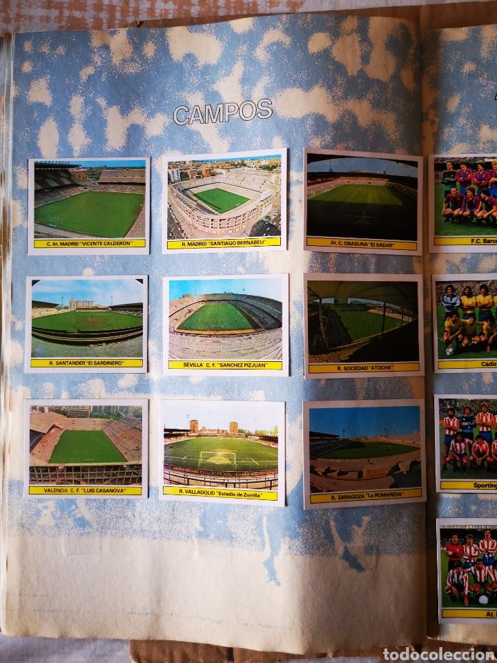 Álbum de fútbol completo: Album completo 81/82 1981/82 con 396 cromos.Leer descripción. - Foto 25 - 191797202