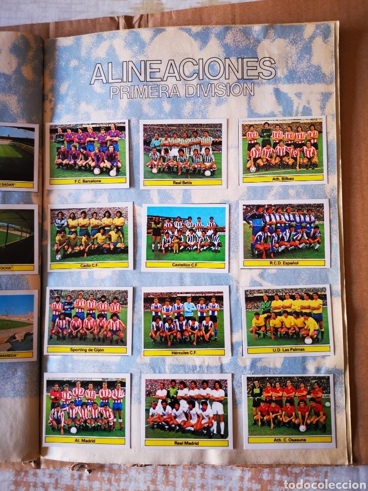 Álbum de fútbol completo: Album completo 81/82 1981/82 con 396 cromos.Leer descripción. - Foto 26 - 191797202