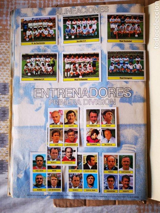 Álbum de fútbol completo: Album completo 81/82 1981/82 con 396 cromos.Leer descripción. - Foto 27 - 191797202