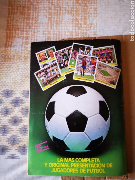 Álbum de fútbol completo: Album completo 81/82 1981/82 con 396 cromos.Leer descripción. - Foto 29 - 191797202