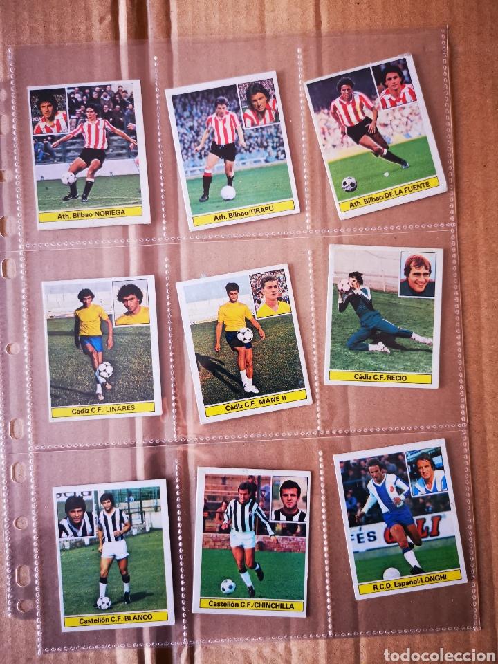 Álbum de fútbol completo: Album completo 81/82 1981/82 con 396 cromos.Leer descripción. - Foto 30 - 191797202