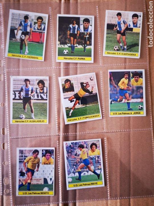 Álbum de fútbol completo: Album completo 81/82 1981/82 con 396 cromos.Leer descripción. - Foto 32 - 191797202