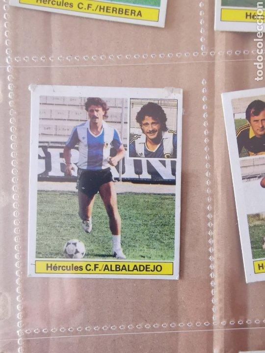 Álbum de fútbol completo: Album completo 81/82 1981/82 con 396 cromos.Leer descripción. - Foto 33 - 191797202