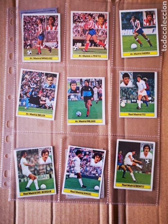 Álbum de fútbol completo: Album completo 81/82 1981/82 con 396 cromos.Leer descripción. - Foto 35 - 191797202